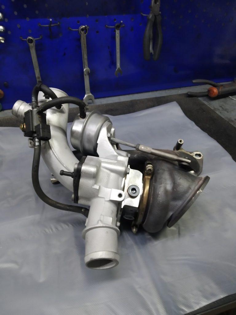 remont-turbiny-Opel-Astra-J-1.4 -Turbo-ECOTEC-4