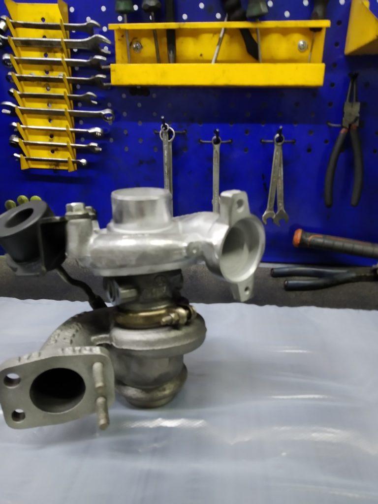 remont-turbiny-Peugeot-407-1.6-2